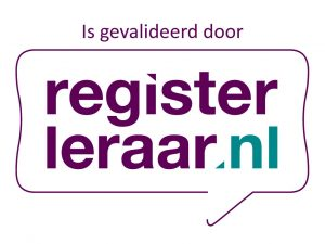 Register leraar
