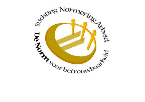 Stichting normering arbeid logo