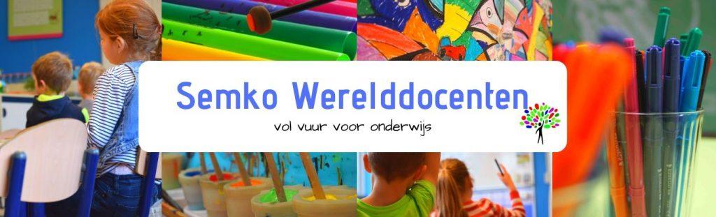 Hendrikus Schokker is werelddocent bij Onderwijsbureau Semko