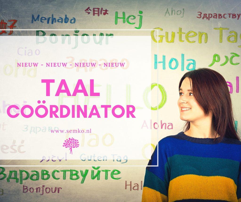 Opleiding taalcoördinator