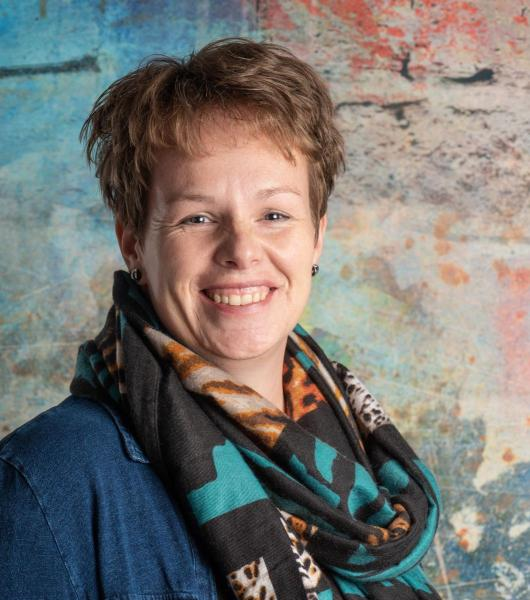 Diana Dijkstra is interim intern begeleider bij Semko.