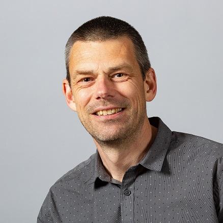 Hendrikus Schokker is onze bouwmeester.