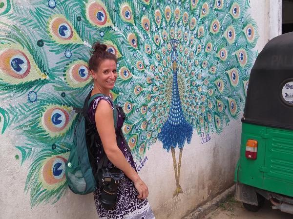 Annemiek Hoomon gaat aan de slag met aardrijkskunde en de wereld.
