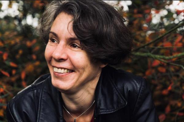 Anne-Marie de Blauw (drama docent)