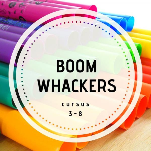 Cursus Boomwhackers 3-8