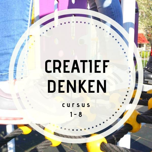 Cursus Creatief denken 1-8