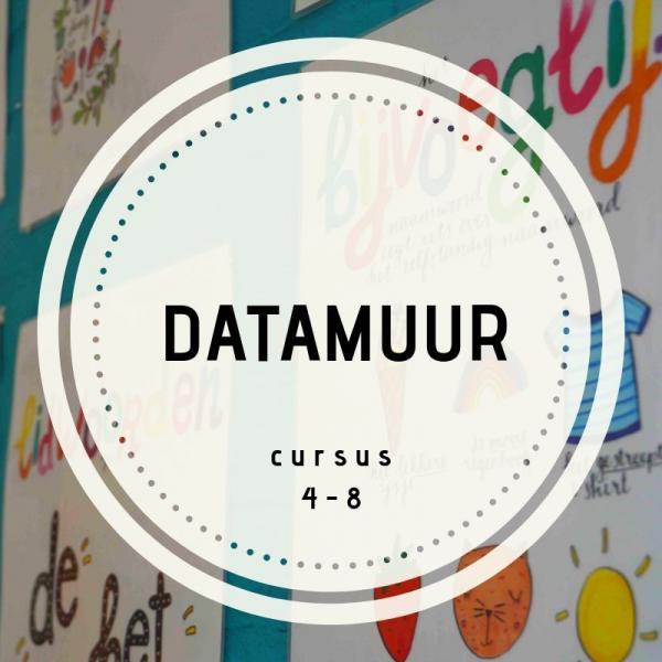 Cursus Datamuur 4-8
