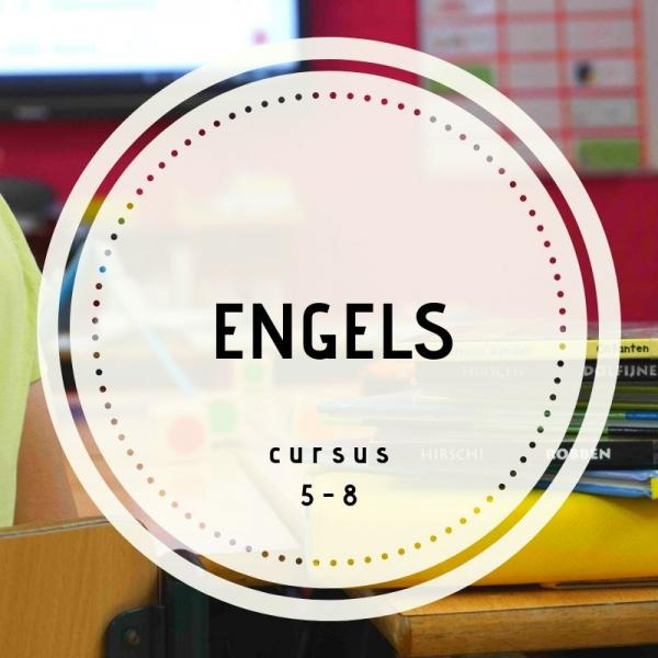 Cursus Engels 5-8