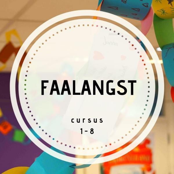 Cursus Faalangst 1-8