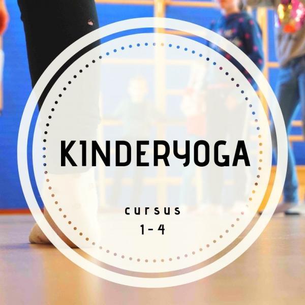 Cursus Kinderyoga 1-4