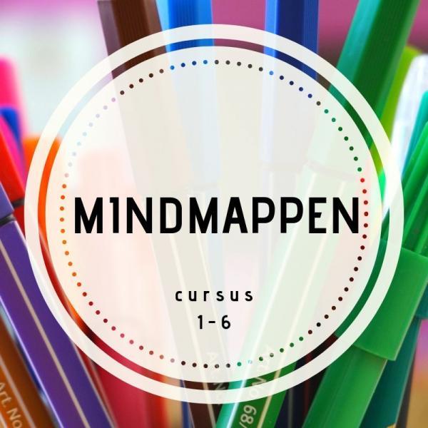 Cursus Mindmappen 1-6