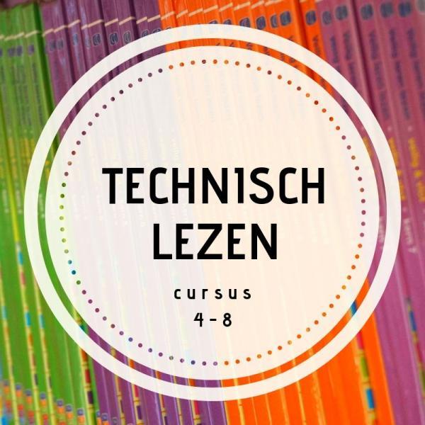 Cursus Technisch lezen 4-8
