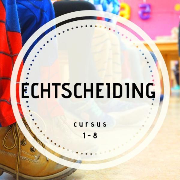 Cursus Echtscheiding 1-8