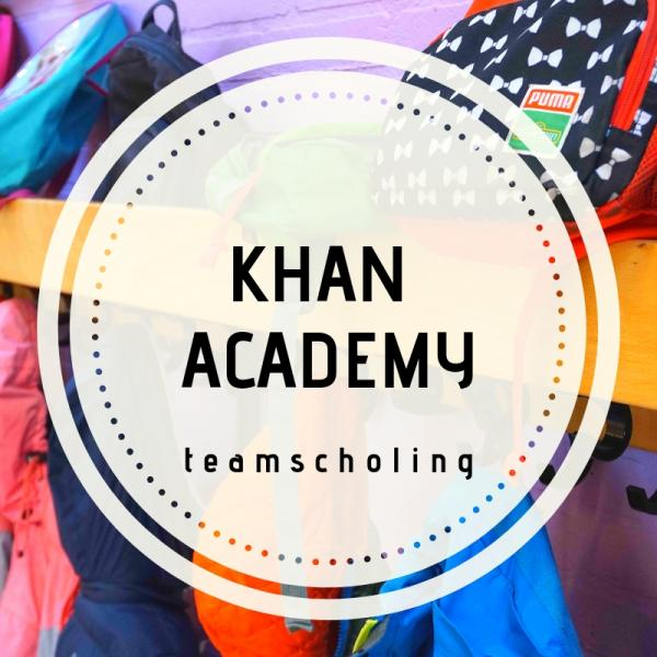 Teamscholin Khan Academy
