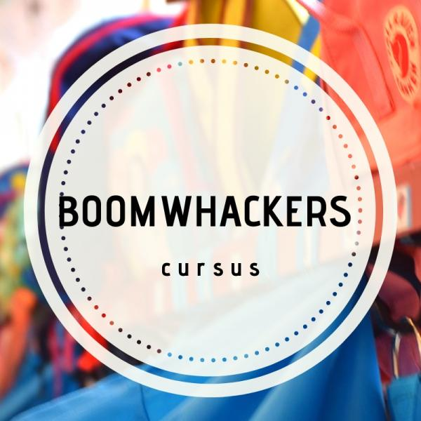 Cursus boomwhackers