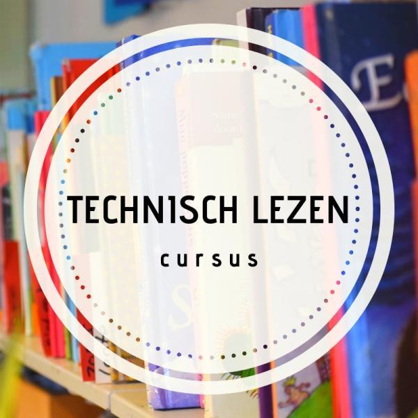 Cursus technisch lezen