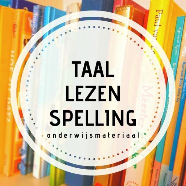 Taal lezen spelling (1)