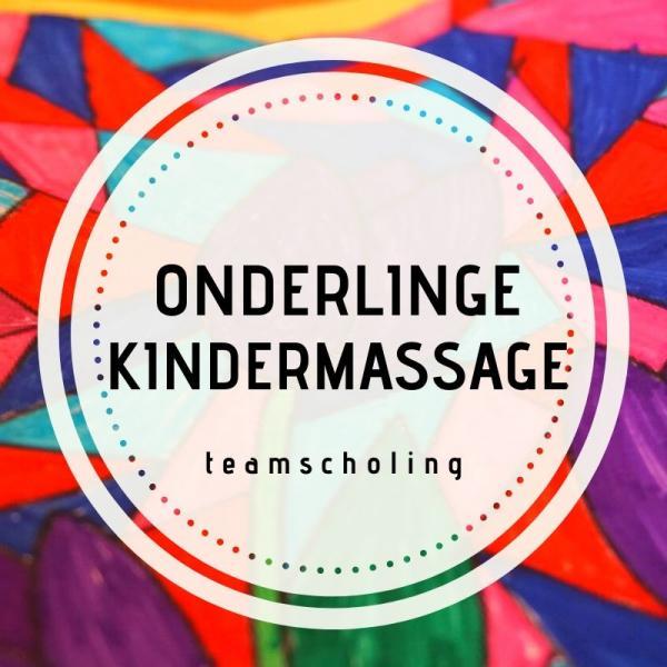 Teamscholing Kindermassage