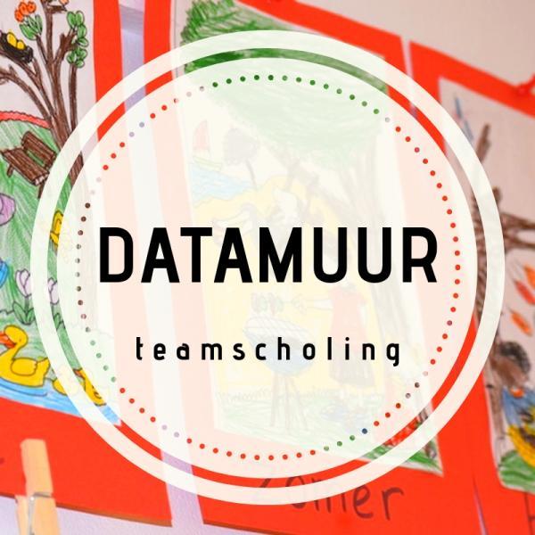 Teamscholing datamuur