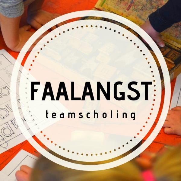 Teamscholing faalangst
