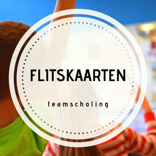 Teamscholing flitskaarten