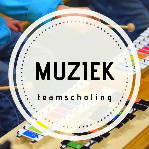 Teamscholing muziek