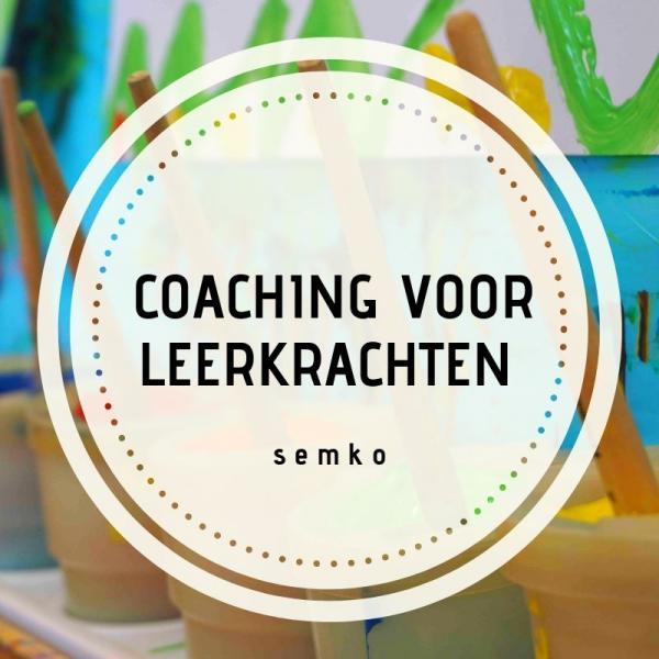 Coaching - leerkracht