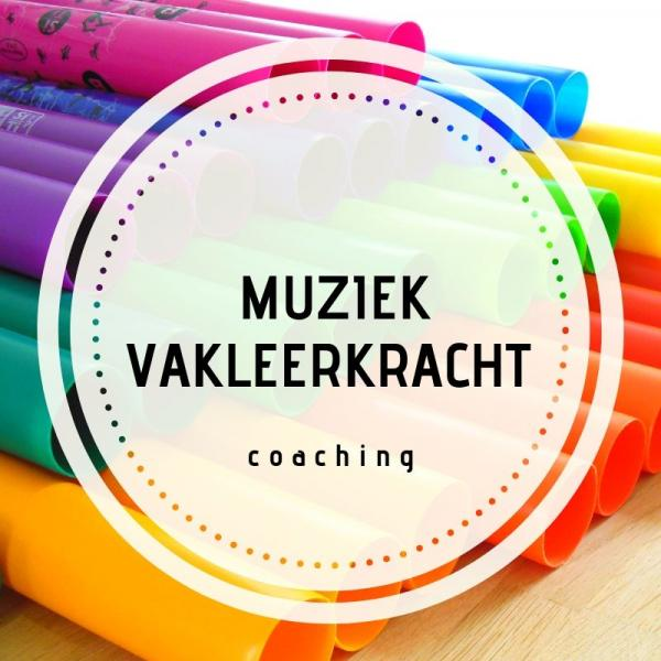 Coaching - muziekvakleerkracht