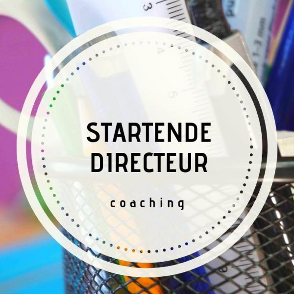 Coaching - startende directeur