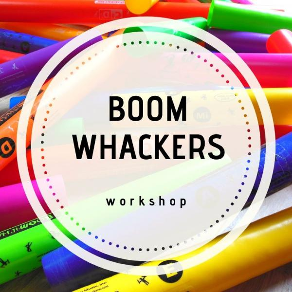 Workshop Boomwhackers