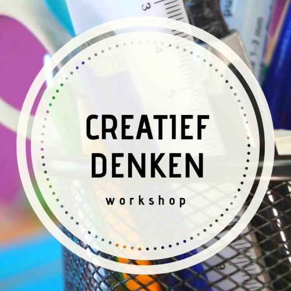 Workshop Creatief denken