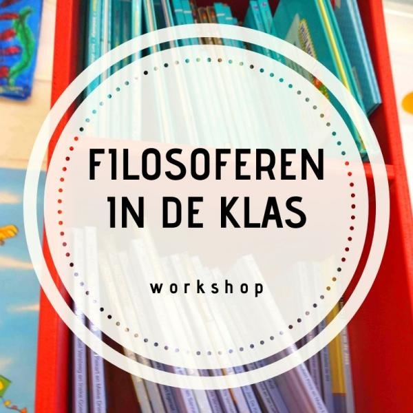 Workshop Filosoferen in de klas