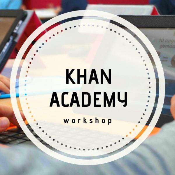 Workshop Khan Academy