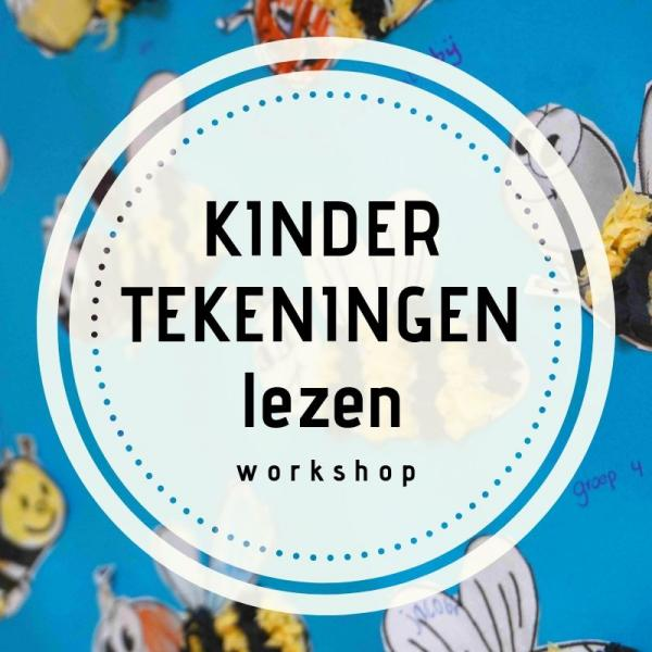 Workshop Kindertekeningen