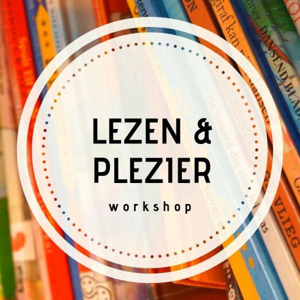 Workshop lezen en plezier