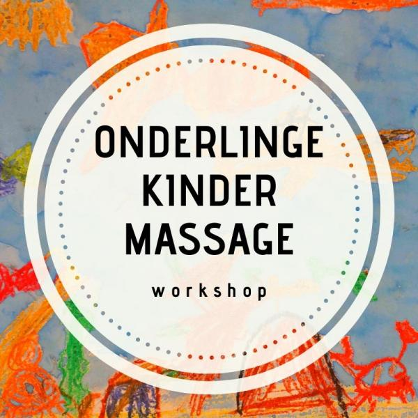 Workshop Onderlinge kindermassage