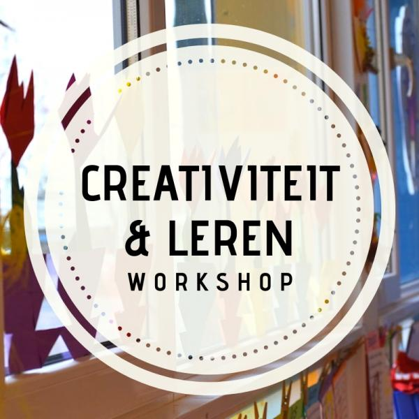 Workshop creativiteit  leren