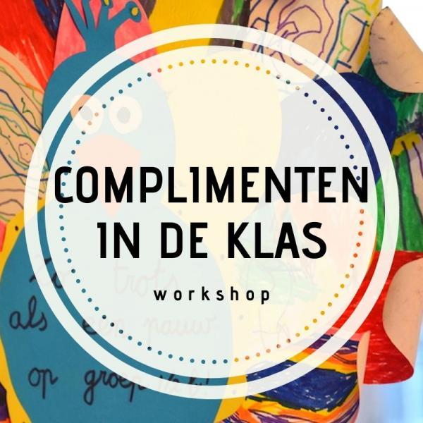 Workshop knop Complimenten in de klas