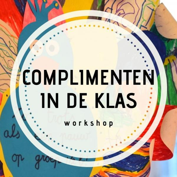 Workshop knop Complimenten in de klas