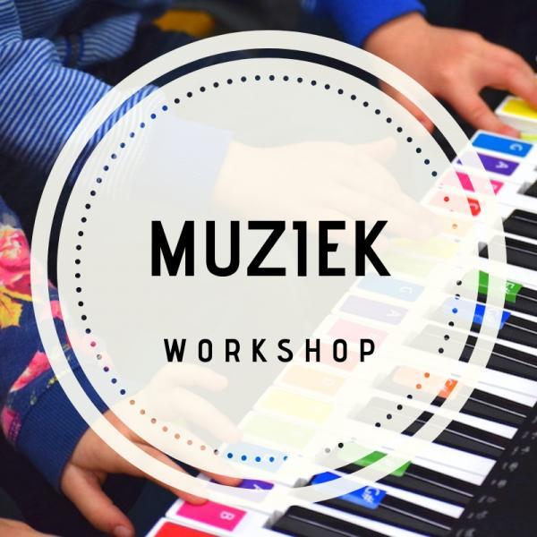 Workshop muziek