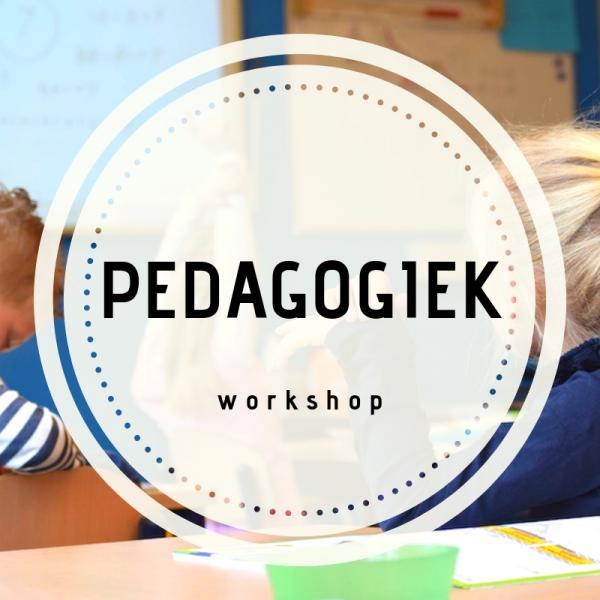 Workshop pedagogiek